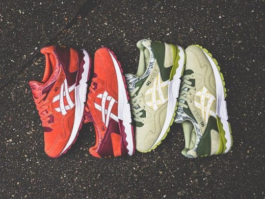 "Кросiвки Оригiнал Asics Gel-Lyte V Pepper Pack ""Pear/White"" (H6D1L-7301), EUR 38"