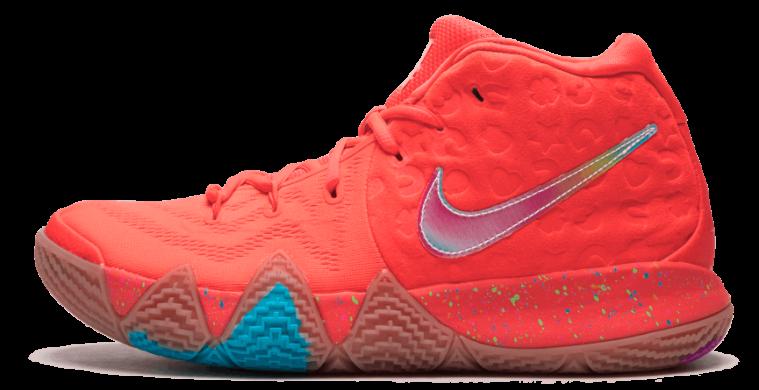Баскетбольні кросівки Nike Kyrie 4