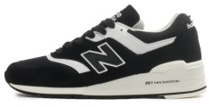 "Кроссовки New Balance M997BBK ""Black/White"""