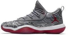 0f3976617e32 Оригинальные баскетбольные кроссовки Nike Jordan Super.Fly 2017 Low  (AA2547-004)