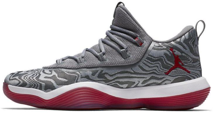 e2877dbc7fbf Оригинальные баскетбольные кроссовки Nike Jordan Super.Fly 2017 Low  (AA2547-004),