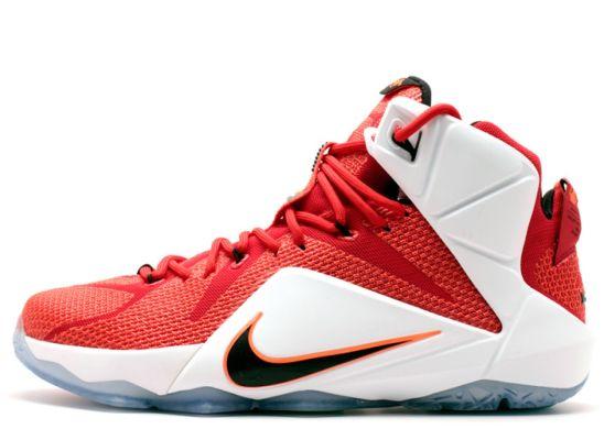 """Баскетбольні кросівки Nike Lebron 12 """"Heart of a Lion"""" B614 – купити ... 52f69c9fd3755"""