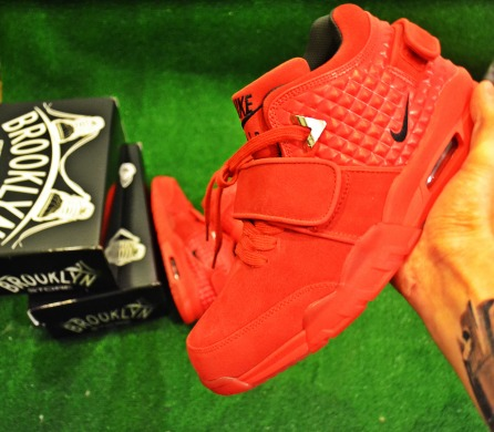 "Кроссовки Nike Air Trainer Cruz ""Red October"", EUR 40"
