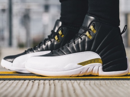 "Кросiвки Air Jordan Retro Wings Retro ""Black/White/Gold"", EUR 42"