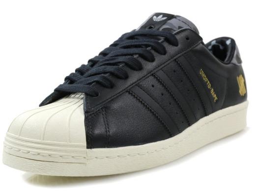 кроссовки Adidas Ss80v Superstar Undftd X Bape Bkack B392 купить