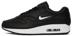 "Кроссовки Оригинал Nike Air Max 1 Jewel Premium SC ""Black"" (918354-001)"