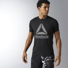 Футболка Reebok Workout Ready Supremium 2.0 Big Logo Tee (BK6319)