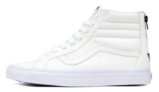 "Кеди Vans SK8-HI Reissue Zip True ""White/Black"", EUR 36"