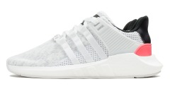 "Кросiвки Adidas EQT Support 93/17 ""White Turbo Red"""