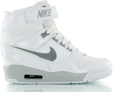 "Кроссовки Nike Air Revolution Sky Hi ""White/Wolf Grey"", EUR 36"