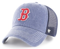 Кепка  47 Brand Clean Up Boston Red Sox (B-BRNCL02PZPNE-NY) 8543932f236cd