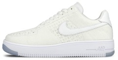 "Кроссовки Nike Air Force 1 Flyknit Low ""White Ice"""