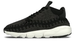"Кроссовки Nike Air Footscape Woven Chukka Se ""Black"""