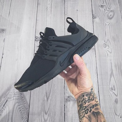 "Кросіовки Nike Air Presto ""Triple Black"", EUR 40"