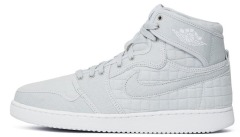 "Кроссовки Оригинал Nike Air Jordan 1 KO High OG ""Pure Platinum"" (638471-004)"