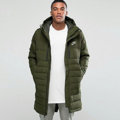 45f5f74246df42 Мужская куртка парка Nike M NSW DOWN FILL PARKA 807393-222 – купить ...