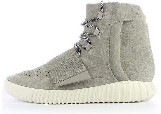 Зимові кросівки Adidas Yeezy Boost 750