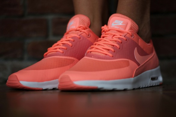 "Кроссовки Nike Air Max Thea ""Peach"", EUR 40"