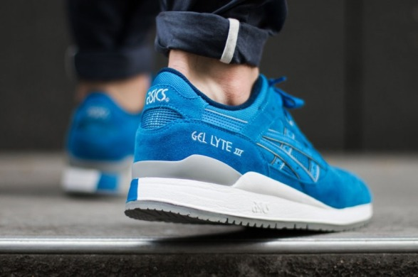 "Кросiвки Оригiнал Asics Gel-Lyte III ""Puddle Pack"" , EUR 41"