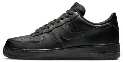 "Кроссовки Nike Air Force 1 07 Low ""Black"""