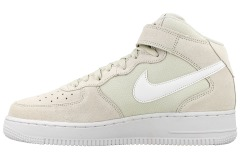 "Кросiвки Оригiнал Nike Air Force 1 Mid ""Light/Bone"""