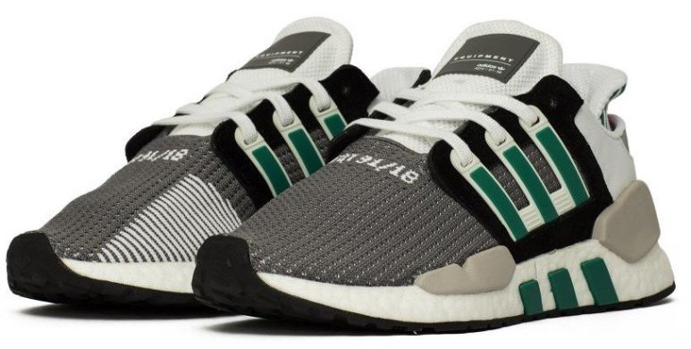 Мужские кроссовки adidas EQT Support 91/18 'Granite Sub Green', EUR 42,5