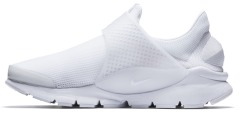 "Кроссовки Nike Sock Dart Breathe ""Triple White"""