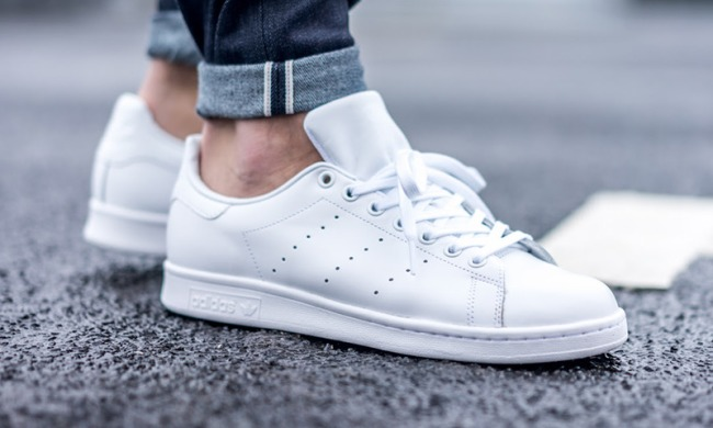 "Кеды Adidas Originals Stan Smith ""White"", EUR 41"