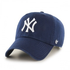 Кепка '47 Brand Clean Up NY Yankees (RGW17GWS-LN)