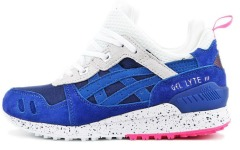"Кросiвки Asics Gel Lyte MT boot ""Blue/Beige/Pink"""