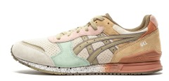 "Кроссовки Bodega x Asics Gel Classic ""On the Road"""