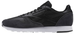"Кросiвки Оригiнал Reebok Classic Leather MO ""Coal"" (BS5146)"