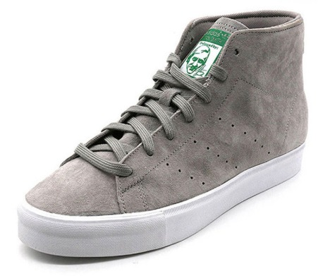 "Кеды Adidas Stan Smith Vulc Mid ""Grey"", EUR 41"