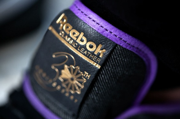 Кроссовки Reebok Classic Leather x 3.V.O.7., EUR 41