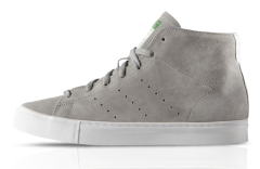 "Кеды Adidas Stan Smith Vulc Mid ""Grey"""