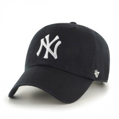 Кепка '47 Brand Clean Up NY Yankees (RGW17GWS-BKD)