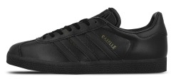 "Кросiвки Оригiнал Adidas Gazelle ""Core Black Leather"" (BB5497)"