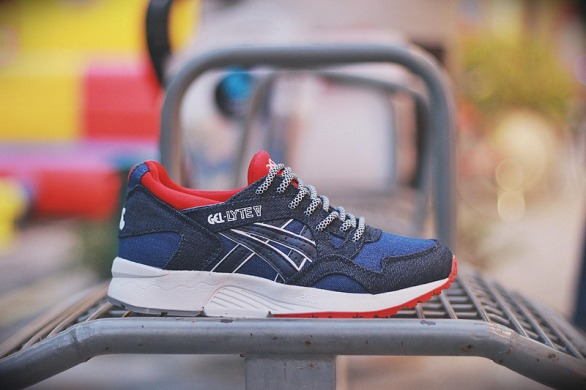 "Кроссовки Asics Gel Lyte V ""Selvedge Denim"", EUR 41"