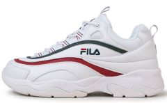 "Кроссовки Fila Ray ""White/Green/Red"" (FS1SIA1167X)"