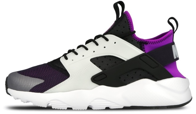 "Кросiвки Nike Air Huarache Run Ultra ""Purple/Black"", EUR 41"