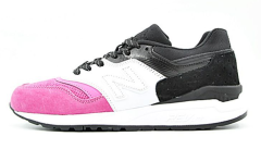 "Кроссовки The Phantaci x New Balance 997.5 ""Pink/White/Black"""