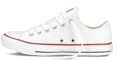 "Кеди Converse ""White Low Top All Star"""