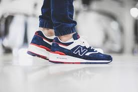 "Кроссовки New Balance 997,5 ""Navy Red"", EUR 42"