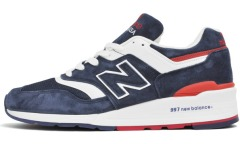 "Кросiвки New Balance 997,5 ""Navy Red"""