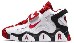 "Кроссовки Nike Air Barrage Mid ""White/Black/Red"""