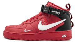Кроссовки Nike Air Force 1 Mid Utility 'University Red'