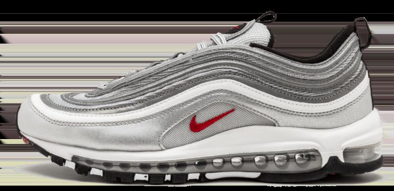 "571653b8 Чоловічі кросівки Nike Air Max 97 ""Silver Bullet"" A2261 – купити за ..."
