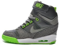 "Хайтопы Nike WMNS Air Revolution Sky Hi ""Grey"""