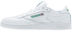 "Кросiвки Оригiнал Reebok Club C ""White"" (AR0456)"