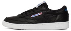 "Мужские кеды Reebok Club C 85 SO ""Black"" (BS5213)"